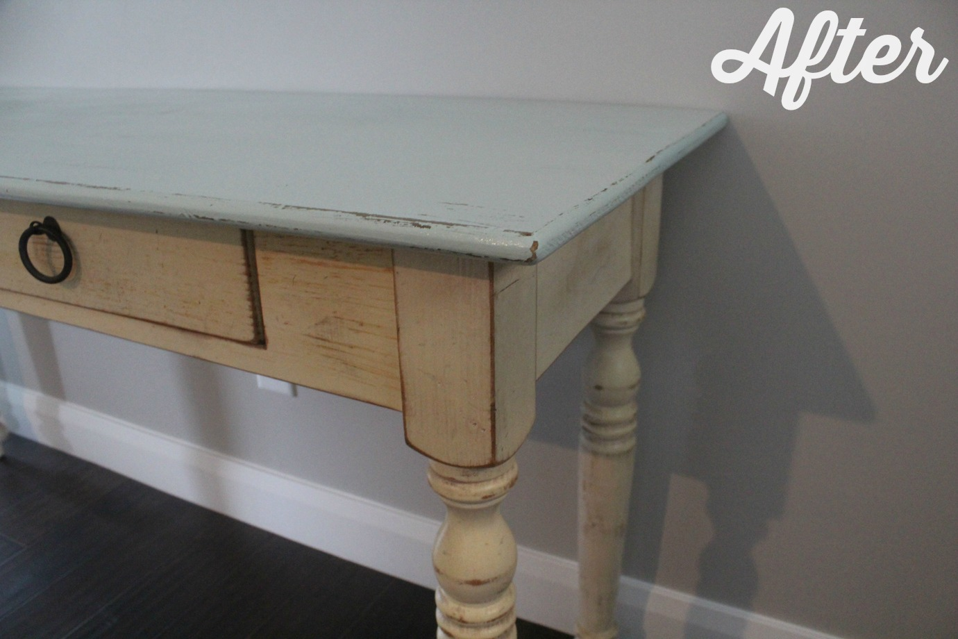 table makeover 7