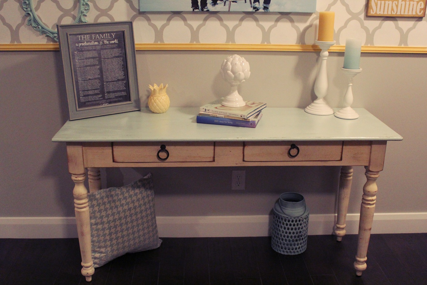 table makeover 8