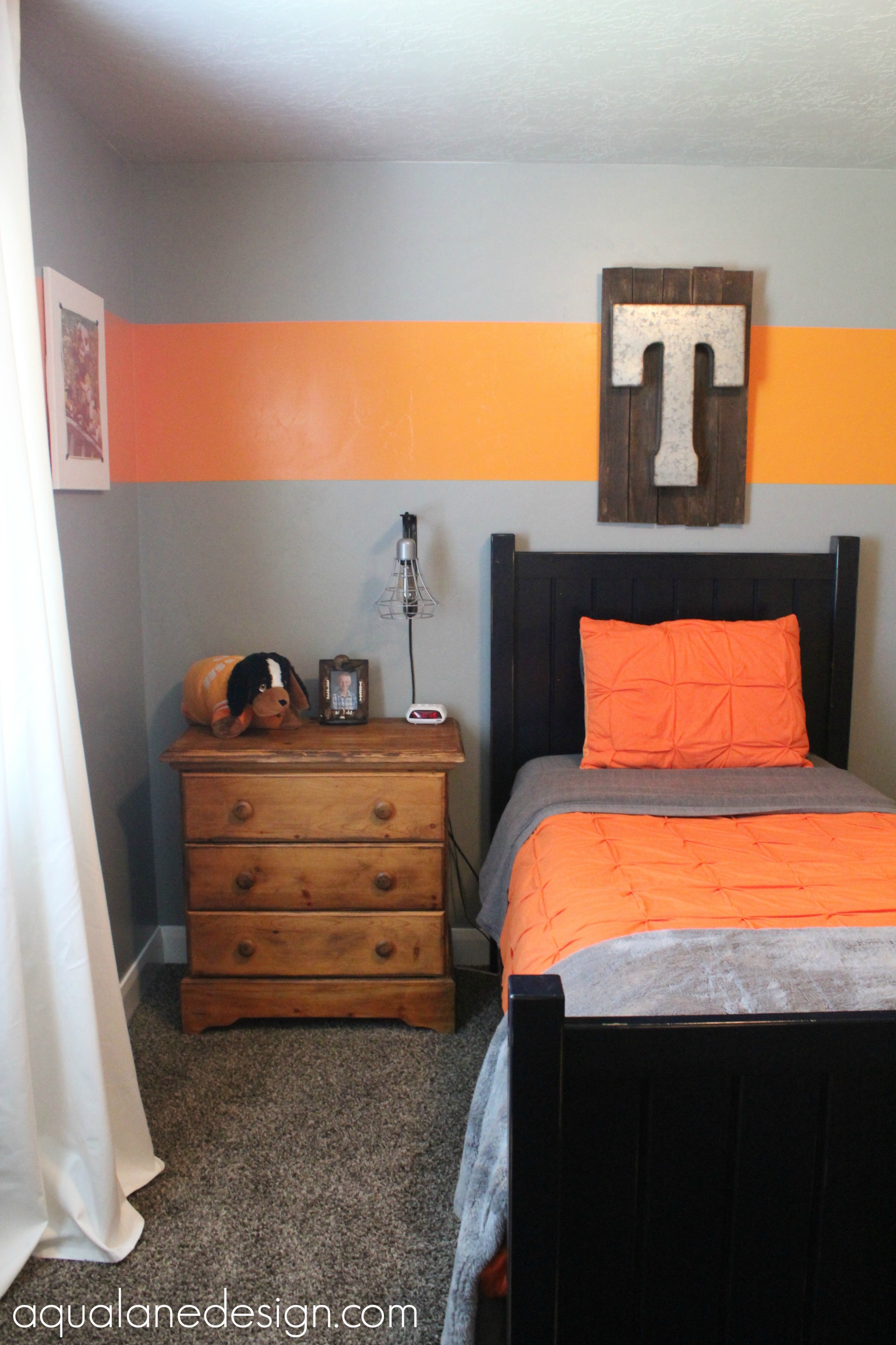boys bed and dresser