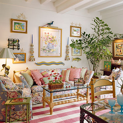 chintz room