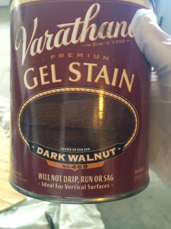 walnutgelstain