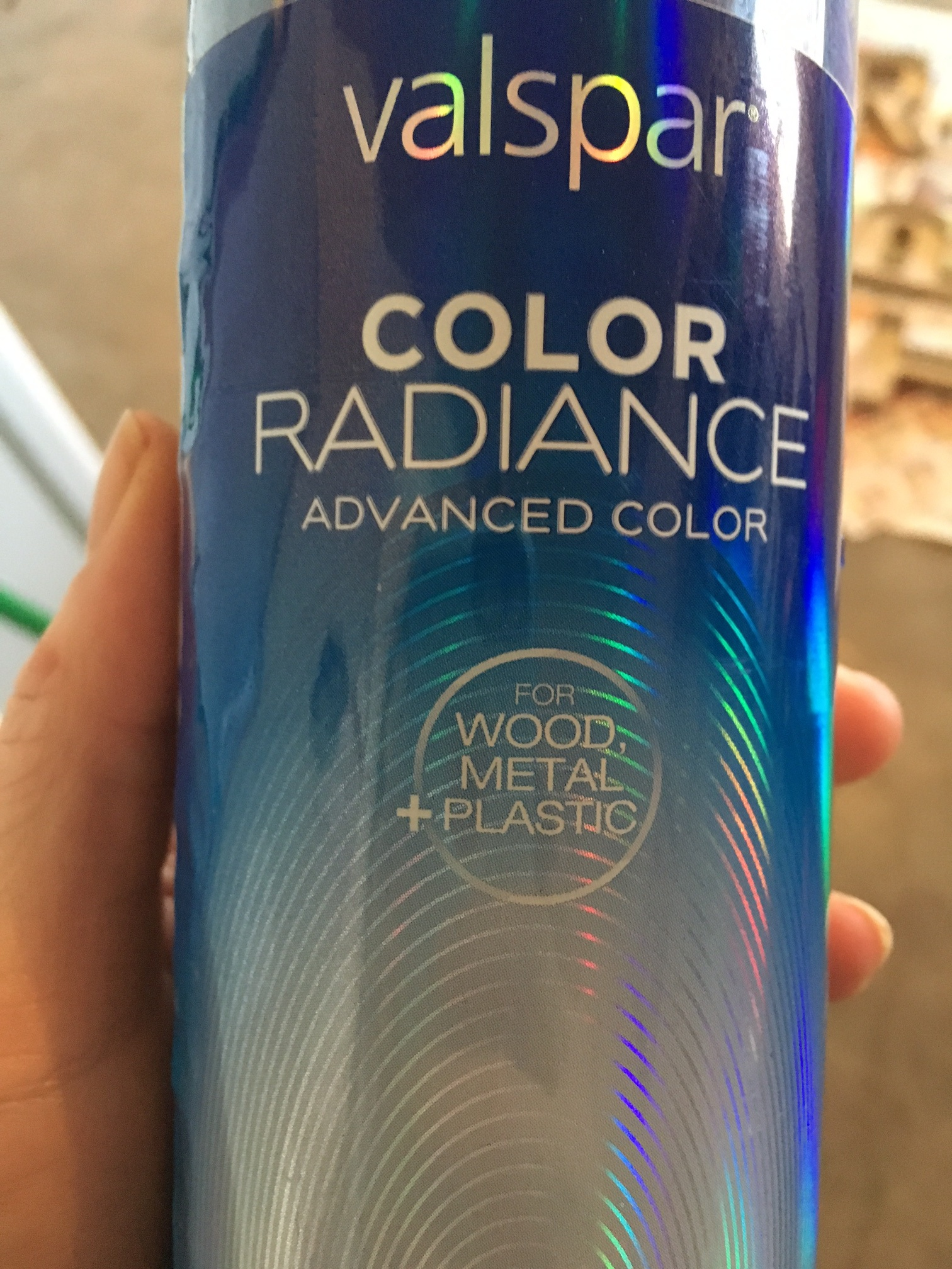 Valspar Color Radiance Spray Paint Part - 36: Spray Paing